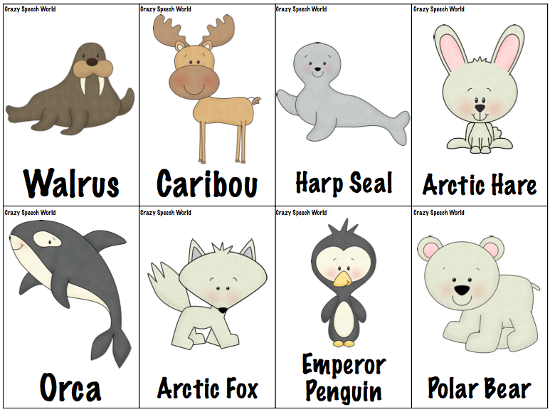 arctic tundra animals list