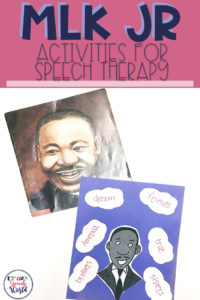 FREE Activities to Celebrate Martin Luther King!