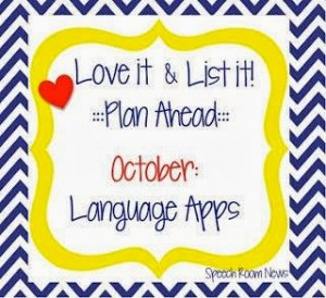 Love It & List It: Language Apps {Linky}