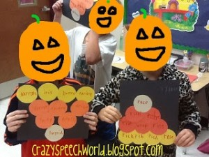 Halloween Articulation Crafts!