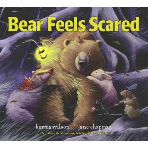 Bear Feels Scared Language Activities with a Freebie!