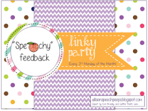 S…Peachy Feedback {Linky}