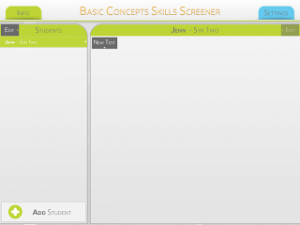 Basic Concepts Skills Screener {App Review & Giveaway!}