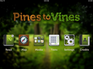 Pines to Vines {App Review}