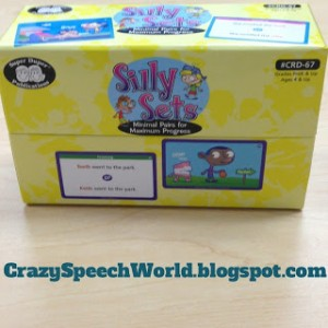 Silly Sets: Minimal Pairs {Review & Givewaway}
