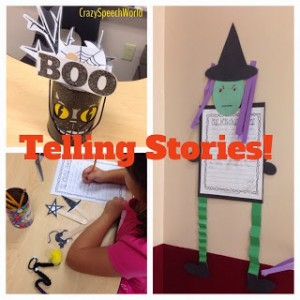 Telling Stories: Witch Edition!
