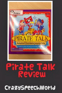 Pirate Talk {Product Review}