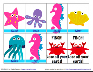 Deep Sea Diving for Verbs