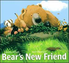 Bear's New Friend: Speech & Language Activities!