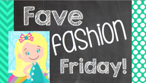 Fave Fashion Friday: Shoes! {Linky}