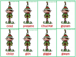 Elfie Synonyms Freebie!