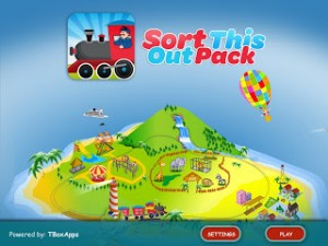 Sort This Out Pack {App Review}