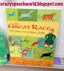 This Week in Speech…The Great Race & Lunar New Year!