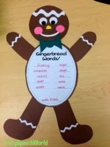 Gingerbread Craft-ivity!
