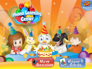 Phono Learning Center {App Review & Giveaway!}