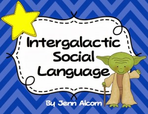 Intergalactic Social Language!