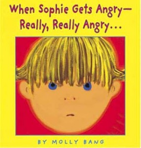 "Book review: ""When Sophie Gets Angry – Really, Really Angry…"""