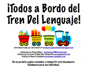 The Language Train…En Español!