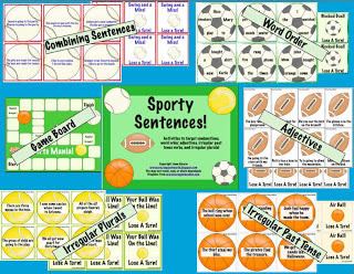 Adjectives Of Sports 54