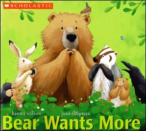 Bear Wants More Speech & Language Activities!