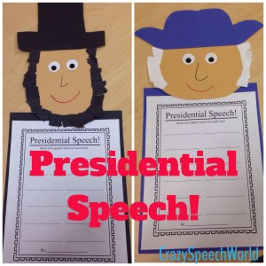 President's Day Craft!  {FREEBIE!}