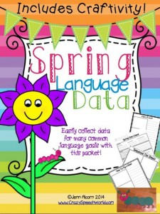 Spring Data Collection!