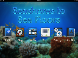 Seashores to Sea Floors {App Review}
