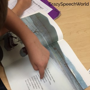Celebrate Literacy Week…Speech Style!
