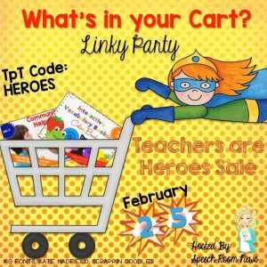What's in My Cart {Linky}