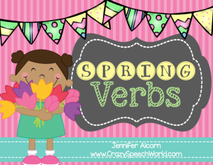 Teaching Verbs!