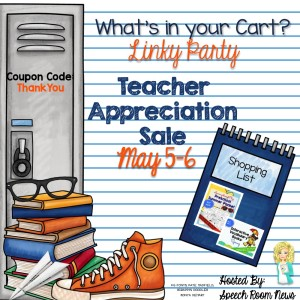 What's In My Cart? {Linky}