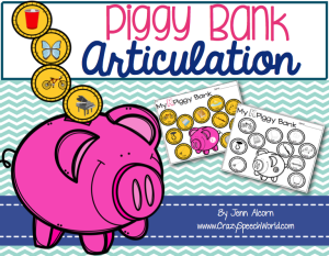 Piggy Bank Articulation