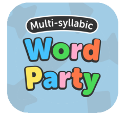 Multi-Syllabic Word Party {App Review & Giveaway!}