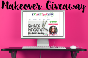 New Website, a Freebie, & Giveaway!