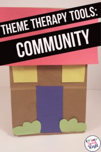 Theme Therapy: Community