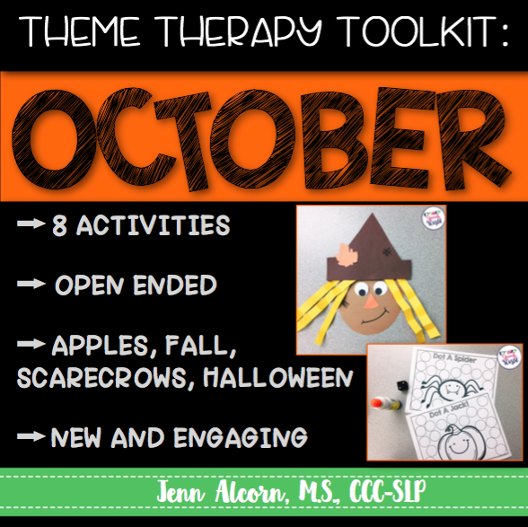 Crazy Speech World: October Toolkit