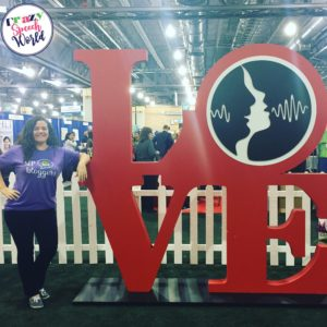 #ASHA16:  Florida Girl Goes to Philly