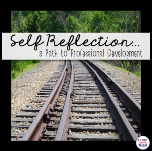 Self Reflection for Professional Development (Freebie!)