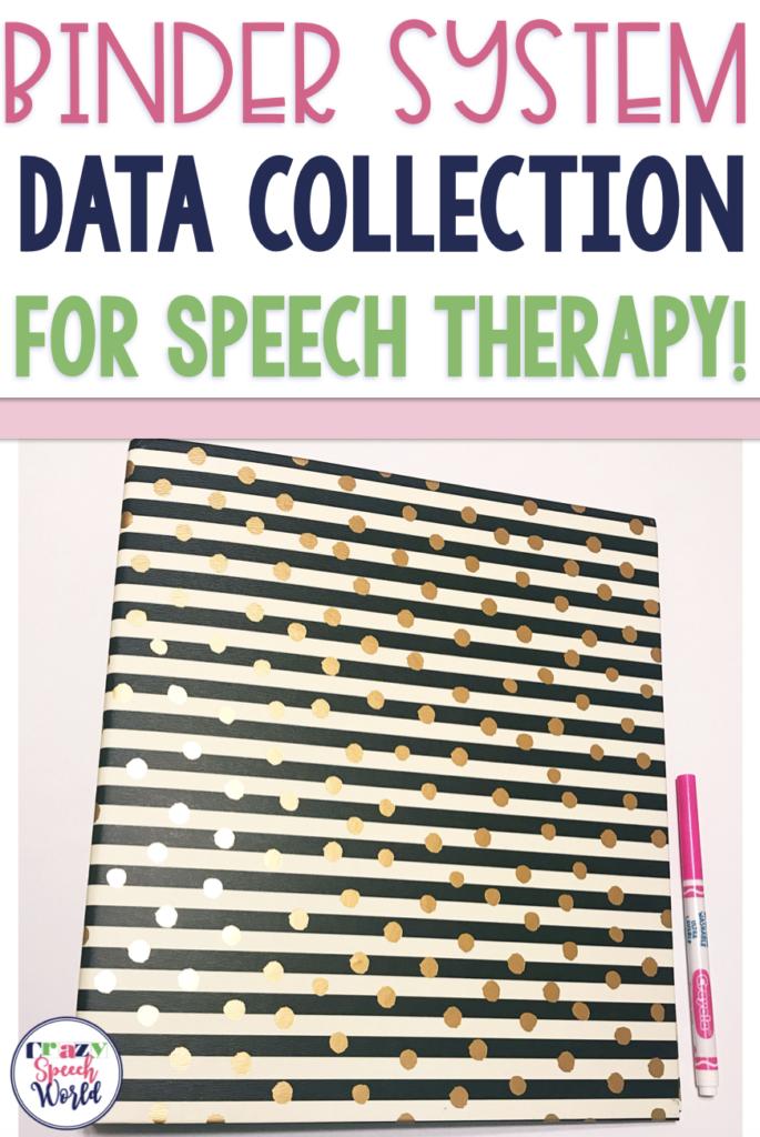 SLP data collection