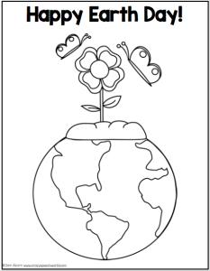 Crazy Speech World: Earth Day Freebies