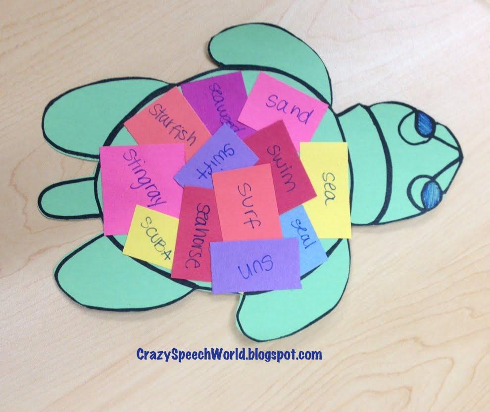 describing words for sea