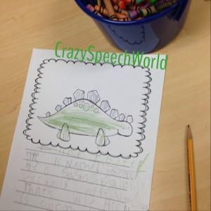 Describing Dinos