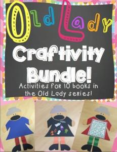 Old Lady Craftivity