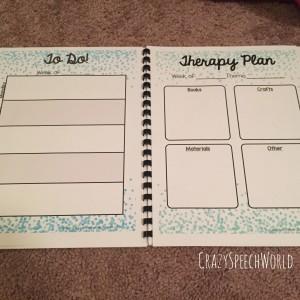 SLP Planner Organization