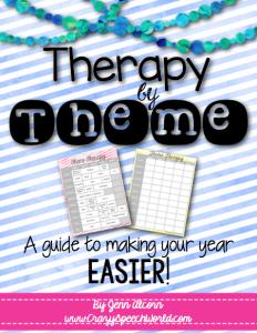 Theme Therapy Freebie!