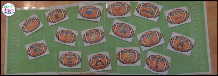 Football Phonology