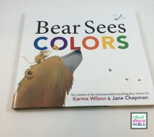Crazy Speech World: Bear Sees Color