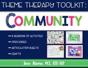 Crazy Speech World: Community Theme Therapy