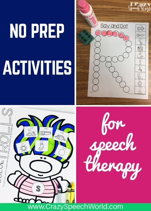 Mommy Speech Is A Great Website To Get Therapy Worksheets For Artic