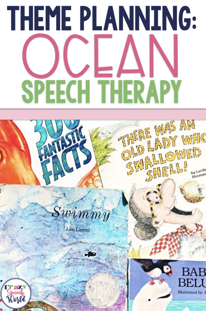 photograph relating to Free Printable Speech Therapy Materials identified as Concept Treatment Developing: Ocean Things to do